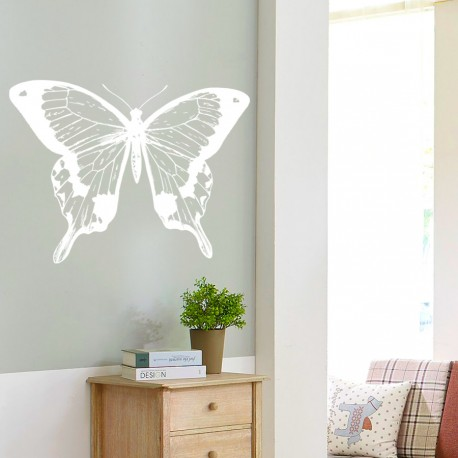 Schmetterling dekoratives Vinyl