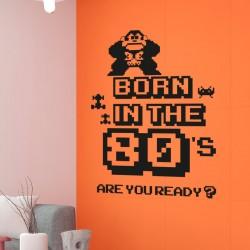 Né dans les années quatre-vingt