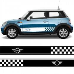Adhesives mini side stripes