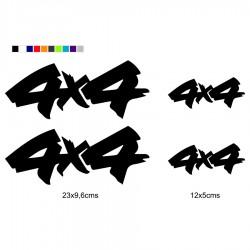 4x4 Aufkleber