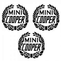 Autocollants classiques Mini Cooper