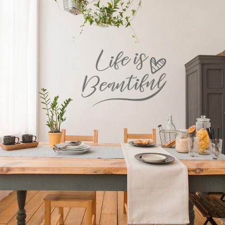 Das Leben ist wunderschoen