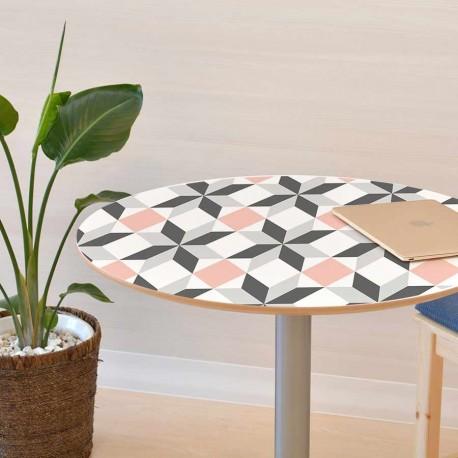 Hydraulisches Design-Vinyl für Möbel