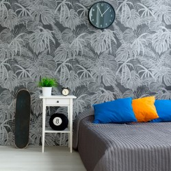 Palm mural vinyl