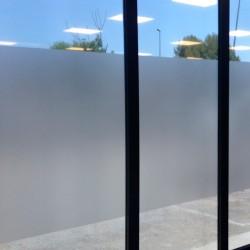 Vinyles glacés pour pack de verre