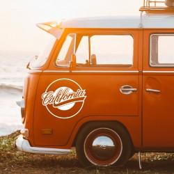 Abziehbilder für VW California van