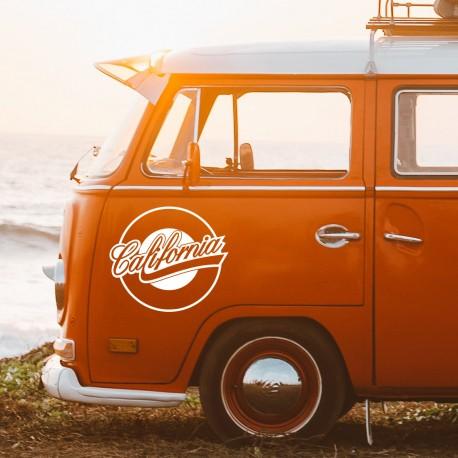 Adhésifs pour van VW California
