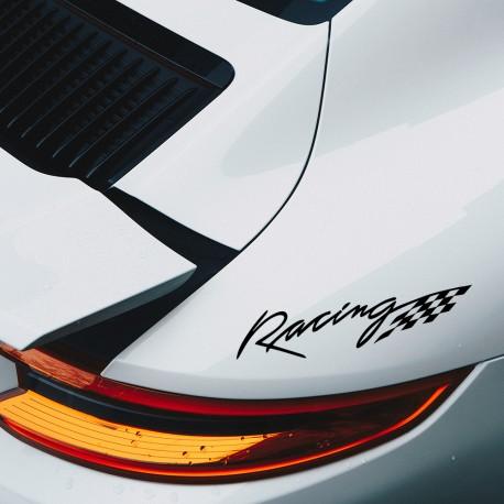 Adhesivo Racing