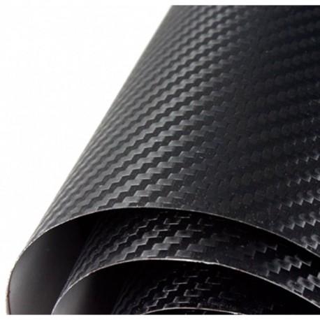 Vinilo Fibra de Carbono 3D