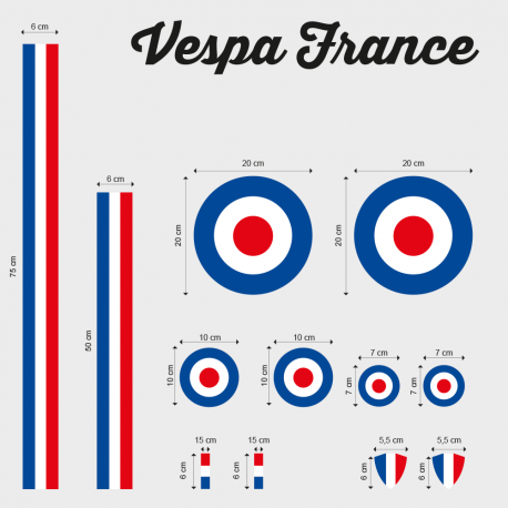 Vespa Frankreich