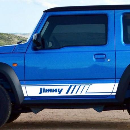 Bandas laterales para Suzuki Jimny