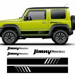 adhesive kit for Suzuki Jimny motorsport
