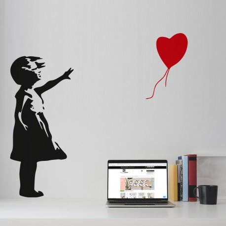 Inspirado en Banksy