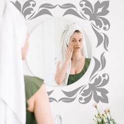 Marco espejo de vinilo