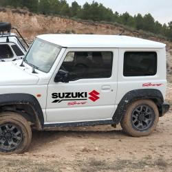 Kit de vinilos Suzuki sport