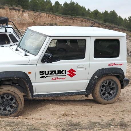 Suzuki Sport Vinyl Kit