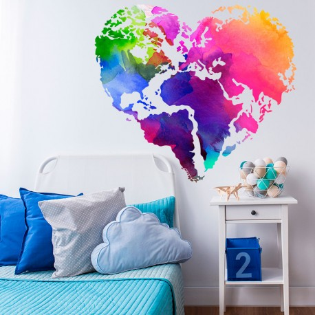 Color love world