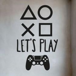 Lass uns spielen!