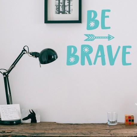 Sei mutig