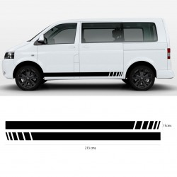Adhesive vinyls for VW Transporter