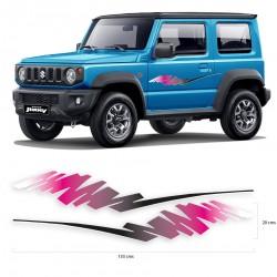 Aufkleber-Kit für neue Suzuki Jimny