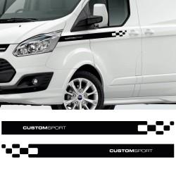 Bandas adhesivas para ford transit custom