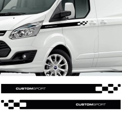Stickes for ford transit custom