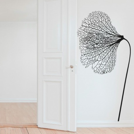 Nice natural plant wall decal
