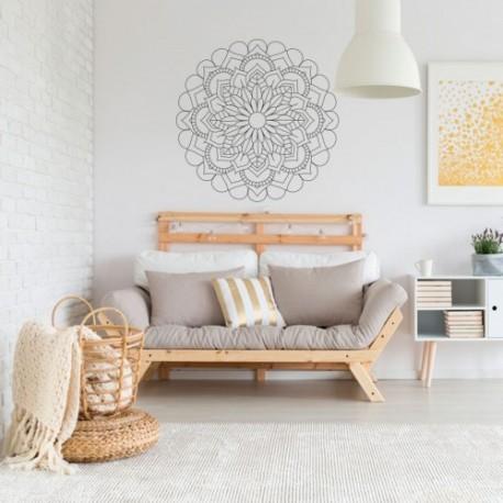 Mandala für die Wand