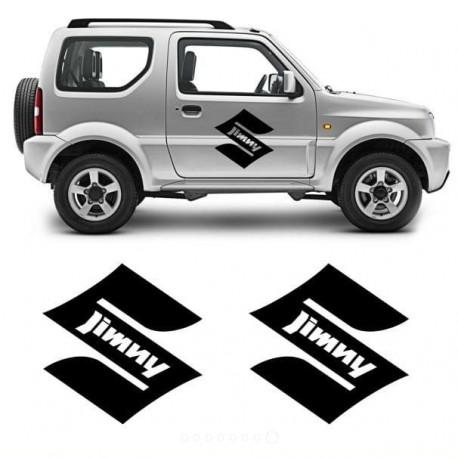 Seitenbänder für Suzuki Jimny