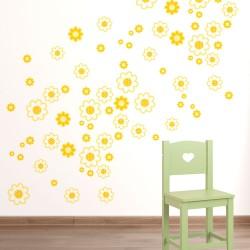 Fantasy daisies