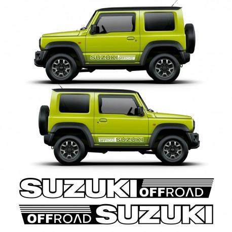 Suzukis off road Vinyl Kit