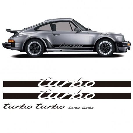 Aufkleber Aufkleber Replik Porsche Turbo
