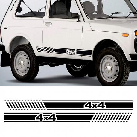 sticker kit for Lada