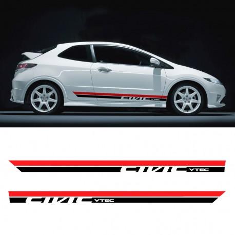 Aktuelle Fiat 500 Sport Seitenbänder