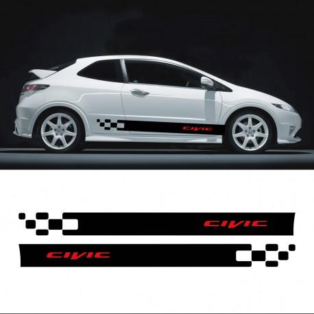 Seitenbänder für Civic Gen8