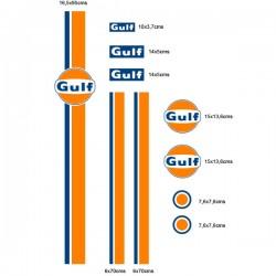 Vespa réplique Gulf