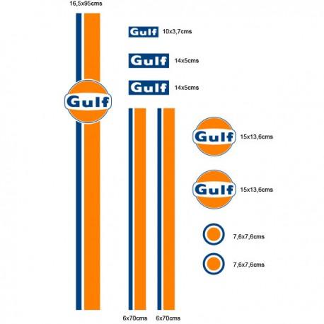 Vespa Replica Gulf