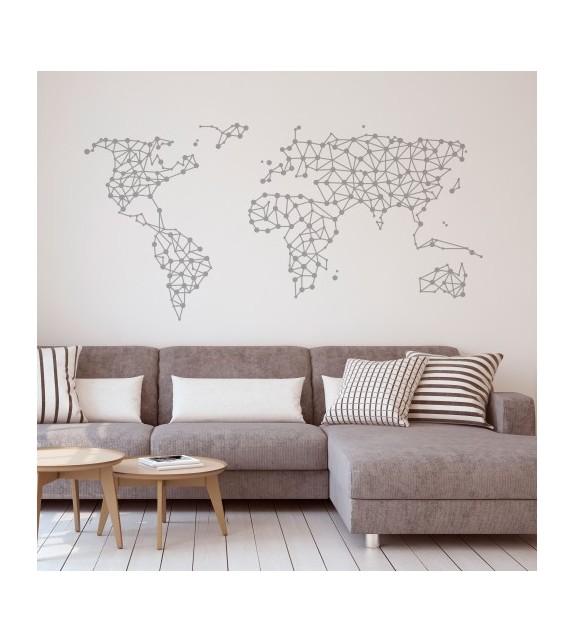 Coordonnées de la carte