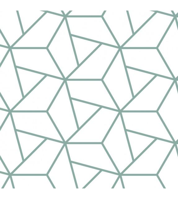 Suelo patrón geométrico