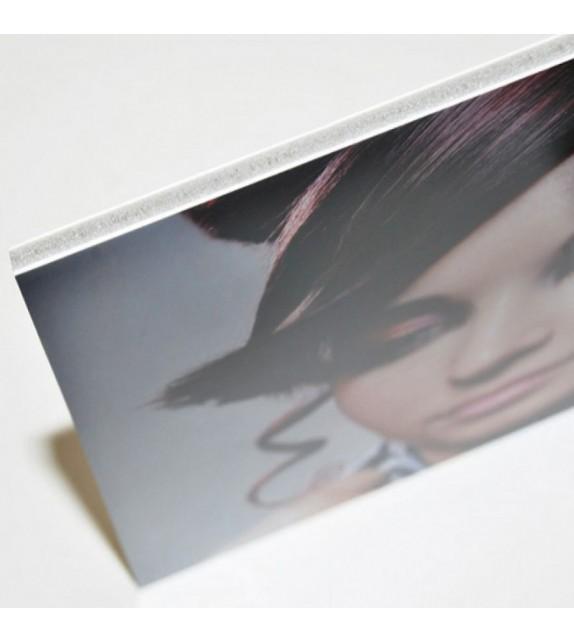 Carton pluma con impresión