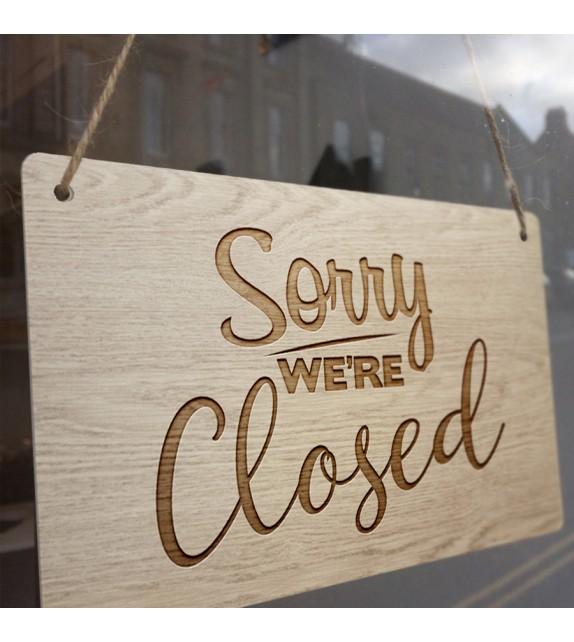 Cartel Open/Closed