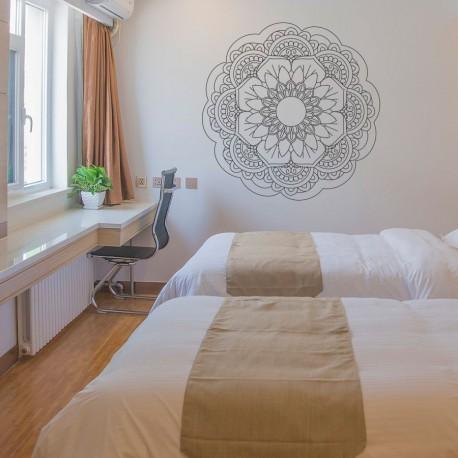 Sticker mural Mandala