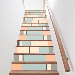Escalier en corail
