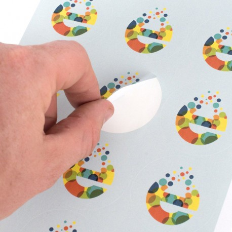 Stickers / Adhesivo / Pegatina