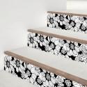 Aufkleber für Treppen